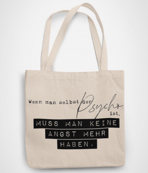 Shopping Bag, KEINE ANGST