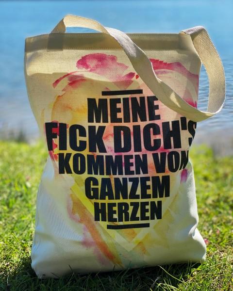 Shopping Bag, MEINE FICK DICHS...