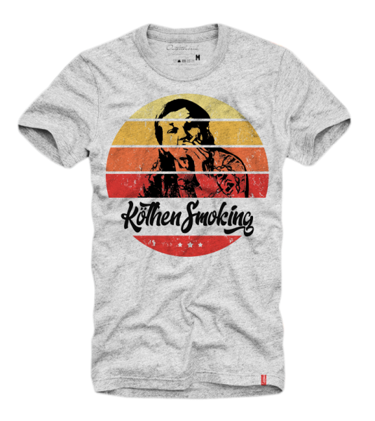 Shirt KÖTHEN SMOKING, grau