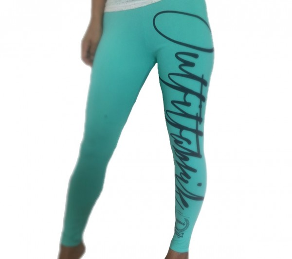 Leggings Outfitfabrik MINT
