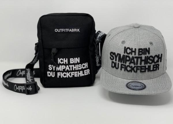 """SPAR-SET """"FICKFEHLER 2"""", Cap + Bag"""