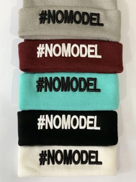 Beanie #NOMODEL, verschiedene Farben