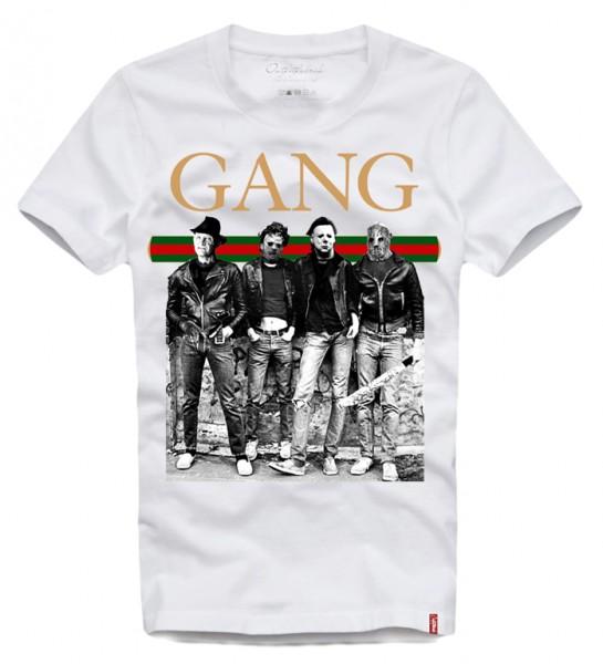 Shirt GANG, weiß