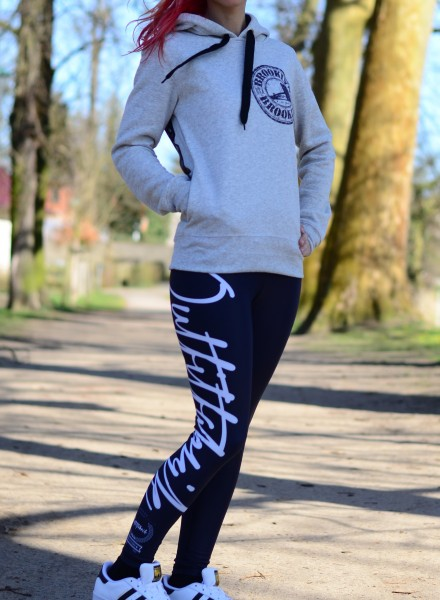 Leggings Outfitfabrik BLAUSCHWARZ