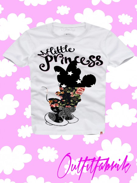 Kindershirt LITTLE PRINCESS