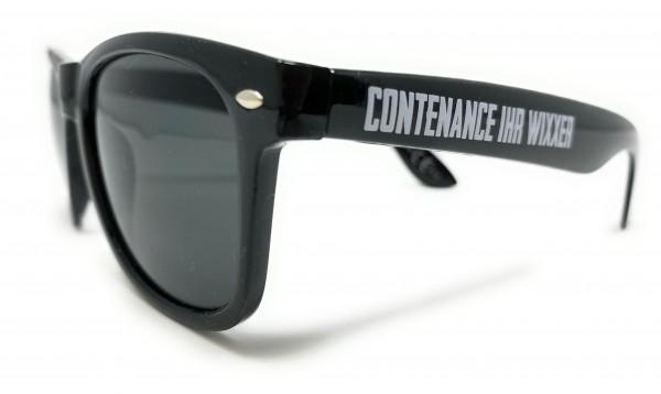 Sonnenbrille, CONTENANCE IHR WIXXER, black
