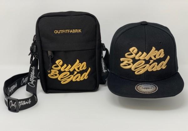 """SPAR-SET """"SUKA BLJAD 1"""", Cap + Bag"""
