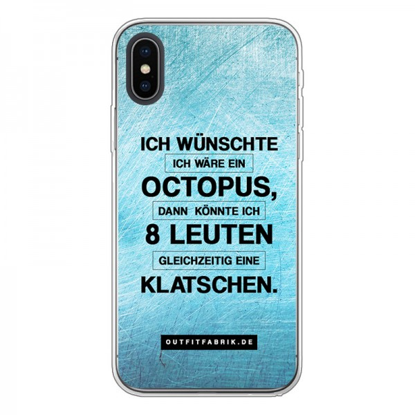 Case OCTOPUS, Iphone 7/8 und Huawei P20 Lite