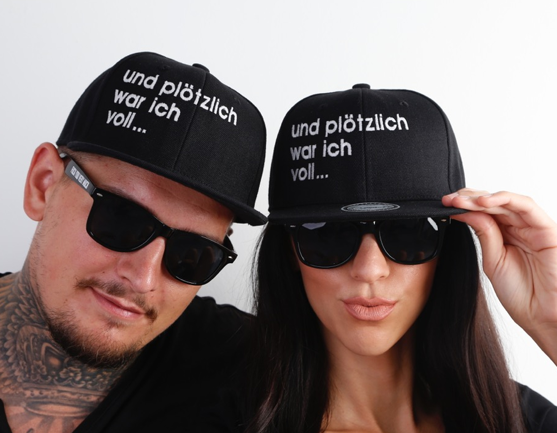snapback und pl tzlich war ich voll glow in the dark. Black Bedroom Furniture Sets. Home Design Ideas