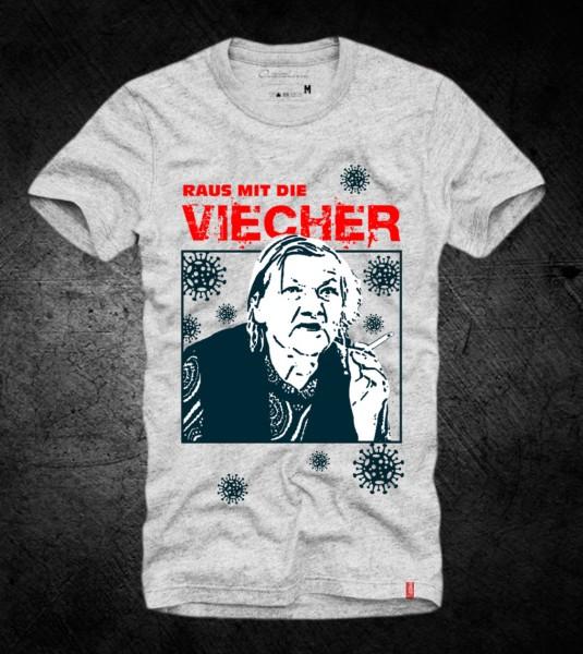 Shirt VIRUS VIECHER, grau