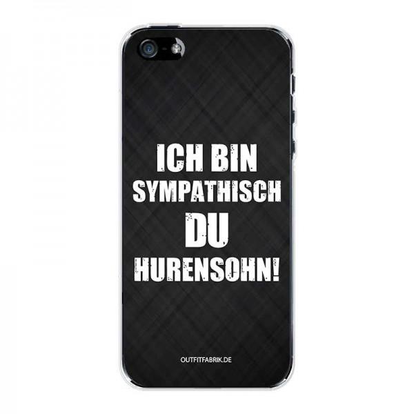 Smartphone Case Hurensohn